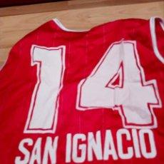 Coleccionismo deportivo: CAMISETA VINTAGE CB SAN IGNACIO TALLA S. Lote 132833490