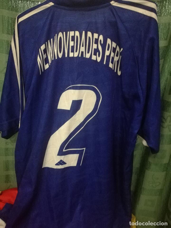 ee401ec2af35d Coleccionismo deportivo  NEW Novedades peru XL camiseta futbol football  shirt - Foto 2 - 133338754