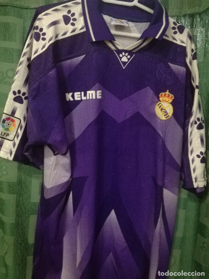 cheap for discount c3e9d f9a79 Roberto carlos real madrid xl camiseta futbol f - Sold ...