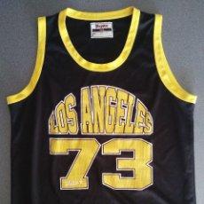Coleccionismo deportivo: CAMISETA BALONCESTO LOS ANGELES 73 PLAYSTAR 42. Lote 133569298