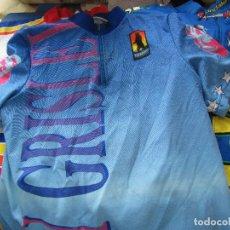 Coleccionismo deportivo: 3 MAILLOTS CAMISETAS DE CICLISMO. . Lote 133827182