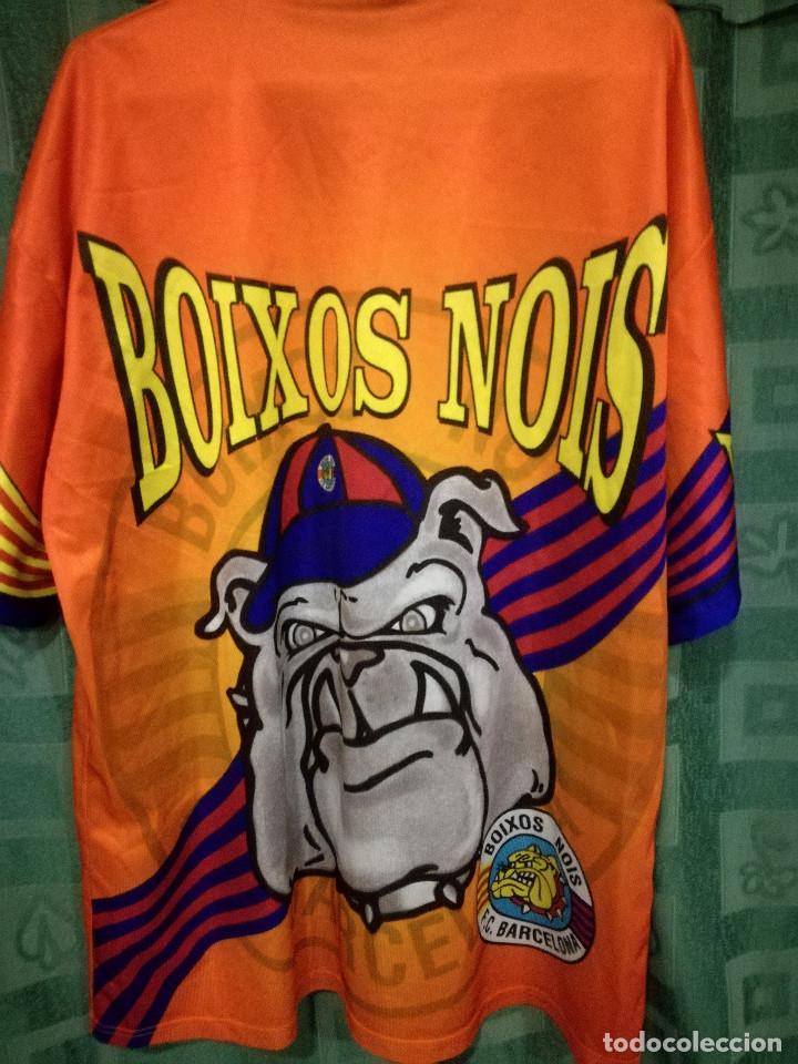 Boixos Nois Fc Barcelona Ultra Hooligan L Cami Sold