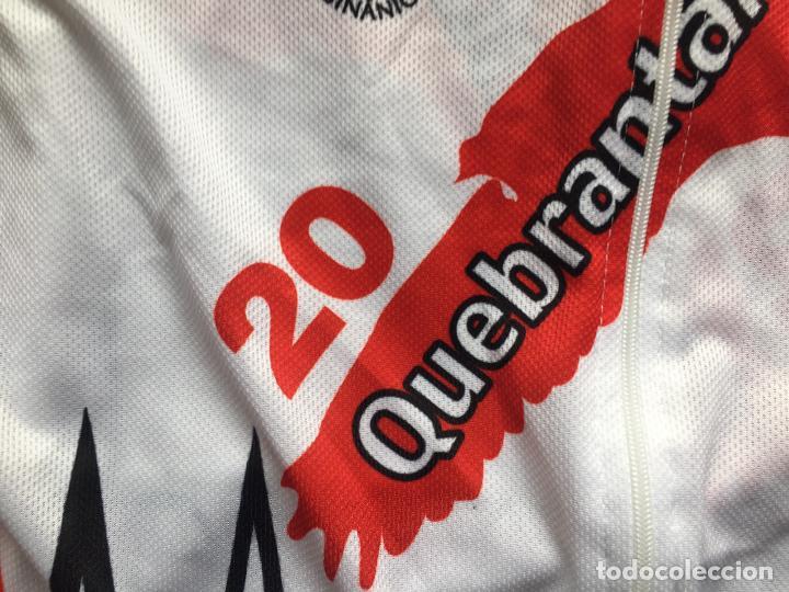 Coleccionismo deportivo: MAILLOT CICLISTA 20 ANIVERSARIO QUEBRANTAHUESOS - Foto 3 - 136803066