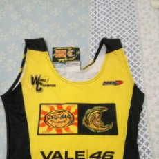 Coleccionismo deportivo: CAMISETA VALENTINO ROSSI MUJER (AÑO 2003-04). Lote 136851938