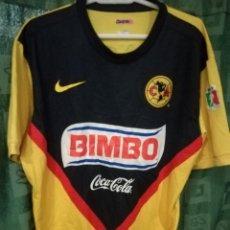 b762e24ea55 CA AMERICA MEXICO L CAMISETA FUTBOL FOOTBALL SHIRT · Coleccionismo Deportivo  ...
