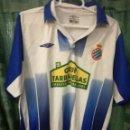 Coleccionismo deportivo: RCD ESPANYOL XS CAMISETA FUTBOL FOOTBALL SHIRT . Lote 160071226