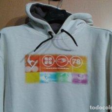 Coleccionismo deportivo: SUDADERA CAPUCHA GOTCHA ORIGINAL 100% ( SURF 78 ) DE LOS 90. Lote 138589922