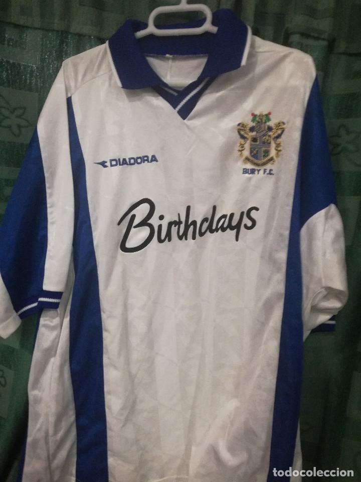 Bury fc l camiseta futbol football shirt - Sold through