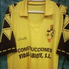 Collectionnisme sportif: VIDERENCA 3 CATALUNYA REGIONAL L CAMISETA FUTBOL FOOTBALL SHIRT . Lote 140146066