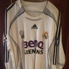 51f56cde450 REAL MADRID LUXE CHAMPIONS LEAGUE XL CAMISTEA FUTBOL FOOTBALL SHIRT