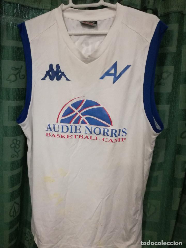 meet b6164 2a6bd ANDI NORRIS SIGNED FIRMAS FC BARCELONA CAMPUS M basquet basket camiseta  shirt