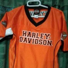 Colecionismo desportivo: HARLEY DAVIDSON MERCHANDISING CAMISETA SHIRT XS. Lote 238501645