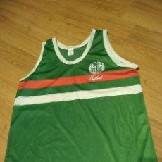 Coleccionismo deportivo: CAMISETA ANTIGUA SELECCIÓN EUSKADI SANCHESKI. Lote 141800174