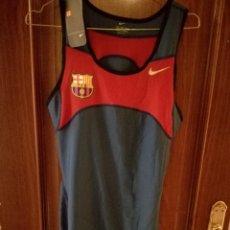 Coleccionismo deportivo: FC BARCELONA ATLETISMO SECTION MAILLOT XL CAMISETA FUTBOL FOOTBALL SHIRT. Lote 142358738