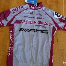 Coleccionismo deportivo: MAILLOT SANTINI AMG. Lote 143023358