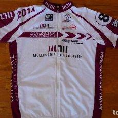 Coleccionismo deportivo: MAILLOT SANTINI. Lote 143023514