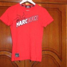 Coleccionismo deportivo: CAMISETA OFICIAL MARC MARQUEZ-CHICA. Lote 144666102