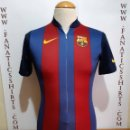 Coleccionismo deportivo: MAILLOT CICLISMO TEAM FC BARCELONA NIKE . Lote 144936354