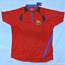 Coleccionismo deportivo: CAMISETA MAILLOT CICLISMO FC BARCELONA , XXL , NUEVA. Lote 145105974