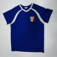 Coleccionismo deportivo: CAMISETA DE ITALIA. DORSAL 10. TDKDEP17. Lote 146362238
