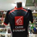 Coleccionismo deportivo: CAMISETA ESTILO MAILLOT CAISSE D'EPARGNE. TALLA L? TDKDEP16. Lote 146418054