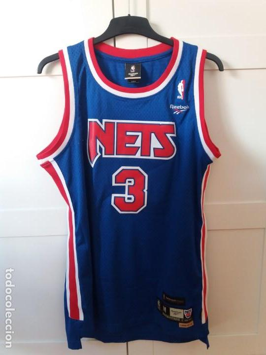 141d4525823c Drazen Petrovic jersey NBA Reebok Hardwood Classics New Jersey Nets