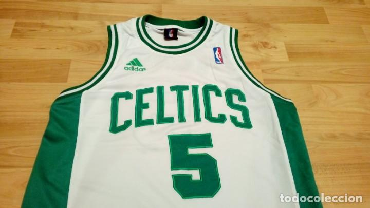 0681252ea Camiseta nba celtics talla l (garnett) - Sold at Auction - 147545158
