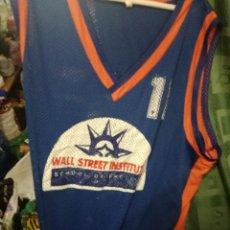 Coleccionismo deportivo: BASQUET CATALAN WALL STREET CAMISETA BASKET XL . Lote 151311902