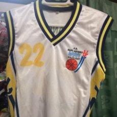 Coleccionismo deportivo: BASQUET NATZARET BCN XS CAMISETA . Lote 151312118