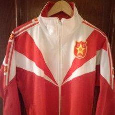 Coleccionismo deportivo: CF DAMM JACKET CHAQUETA M CAMISETA FUTBOL FOOTBALL SHIRT . Lote 151596218