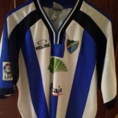 Coleccionismo deportivo: MALAGA CF XL CAMISETA FUTBOL FOOTBALL SHIRT . Lote 151596534