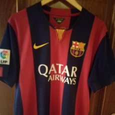 Coleccionismo deportivo: FC BARCELONA L CAMISETA FUTBOL FOOTBALL SHIRT . Lote 151596590