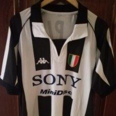 Coleccionismo deportivo: JUVENTUS DEL PIERO M CAMISETA FUTBOL FOOTBALL SHIRT . Lote 151596826