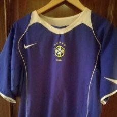 Coleccionismo deportivo: BRASIL S CAMISETA FUTBOL FOOTBALL SHIRT . Lote 151597038