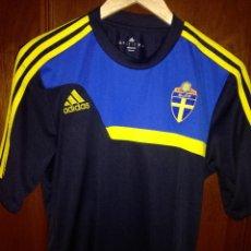 Coleccionismo deportivo: SUECIA SVERIGE S CAMISETA FUTBOL FOOTBALL SHIRT . Lote 151597070