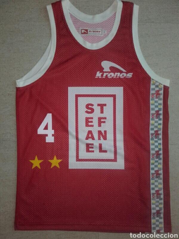 0e06027de66 camiseta baloncesto stefanel milán basket bodir - Comprar en ...