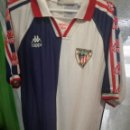Coleccionismo deportivo: ATHLETIC CLUB BILBAO M CAMISETA FUTBOL FOOTBALL SHIRT . Lote 160071644