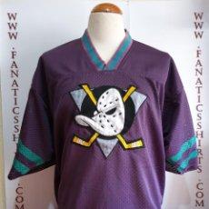 Coleccionismo deportivo: CAMISETA CAMISETA MIGHTY DUCKS Nº15 NHL HOCKEY PLAYERS . Lote 156615706