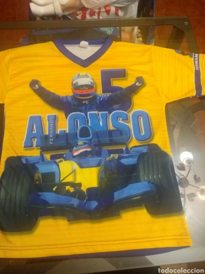 CAMISETA FERNANDO ALONSO (Coleccionismo Deportivo - Ropa y Complementos - Camisetas otros Deportes)