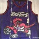 Coleccionismo deportivo: CAMISETA NBA RAPTORS MC GRADY. Lote 161120062