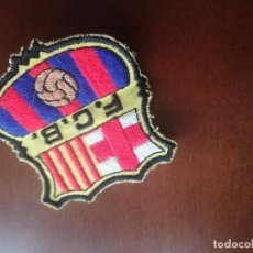 Collectionnisme sportif: ESCUDO OFICIAL KAPPA FC BARCELONA 1994 FOOTBALL PATCH . Lote 163568726