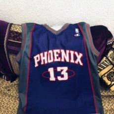 Coleccionismo deportivo: CAMISETA ORIGINAL NBA CHAMPION - PHOENIX 13 VINTAGE. Lote 166735893