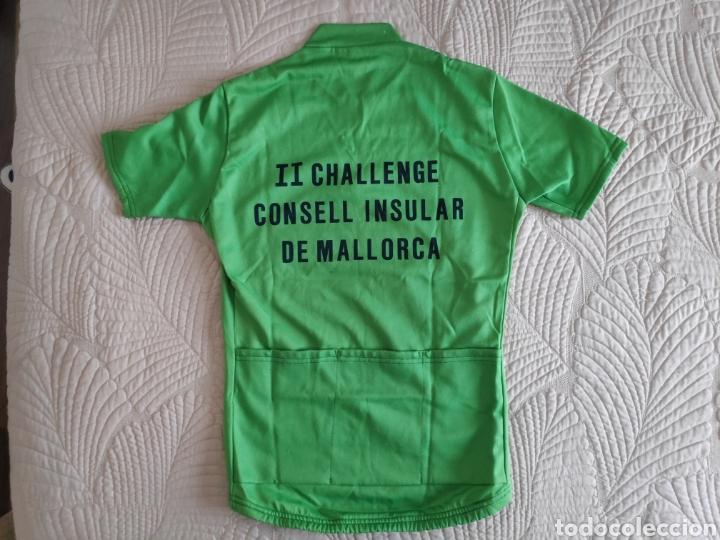 Coleccionismo deportivo: Maillot ciclismo. Challenge Mallorca. Vintage. Coleccionismo - Foto 2 - 167199180
