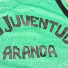 Coleccionismo deportivo: CAMISETA CD JUVENTUD ARANDA DUERO. Lote 168337264