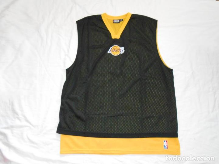 CAMISETA BASKET - LOS ANGELES LAKERS - NBA (Coleccionismo Deportivo - Ropa y Complementos - Camisetas otros Deportes)