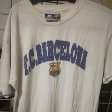 Colecionismo desportivo: FC BARCELONA L KAPPA CAMISETA FUTBOL FOOTBALL SHIRT . Lote 170162032