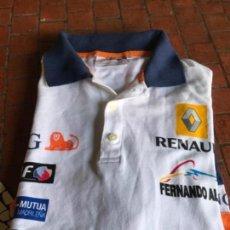 Coleccionismo deportivo: POLO ORIGINAL FERNANDO ALONSO FORMULA 1. Lote 170387984