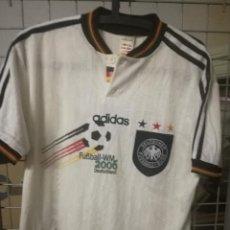 Collectionnisme sportif: GERMANY DEUTSCHLAND M FUTBOL CAMISETA FOOTBALL SHIRT TRIKOT FUSSBALL. Lote 171431553