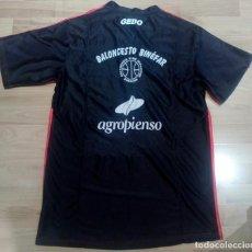 Coleccionismo deportivo: CAMISETA CLUB BALONCESTO BINÉFAR REVERSIBLE TALLA M. Lote 172089984