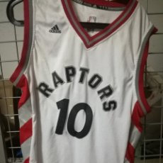 Coleccionismo deportivo: RAPTORS DEROZAN NBA CAMISETA SHIRT BASKET BASQUET M . Lote 172681478